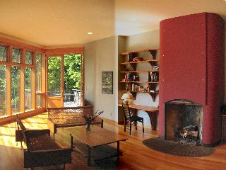 Hawkrise; international in the forest - East Chatham vacation rentals