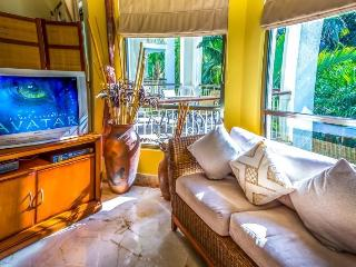 Beautiful 2 or 3 bedroom Private Condo with Garden Views - Playa del Carmen vacation rentals