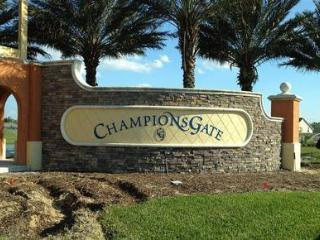Champions Gate #2 - Luxurious 8 Bedroom Pool Villa with Movie Theater - Davenport vacation rentals