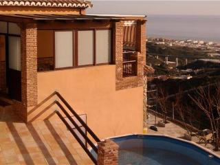 Holiday house for 8 persons, with swimming pool , in Torrox costa - Torrox vacation rentals