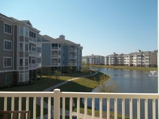 Awesome Condo w/Lake Views... Golf, Beach, Fun!! - Myrtle Beach vacation rentals