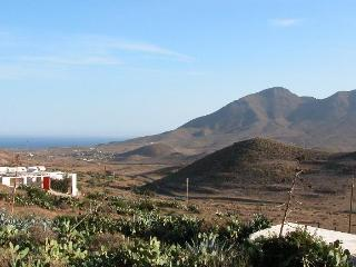 An unusual house in an extraordinary landscape - Las Negras vacation rentals