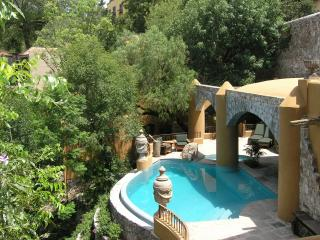 Villa El Cerrito Classic Colonial Luxury with pool - San Miguel de Allende vacation rentals
