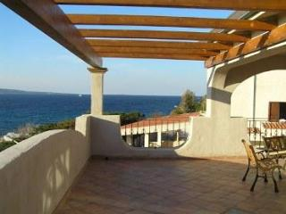 Wonderful penthouse beach-front - Sant Antioco vacation rentals