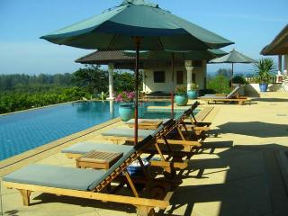 Luxury Six Bedroom Pool Villa on private estate - Bang Tao Beach vacation rentals