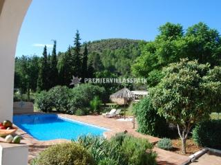 A beautiful traditional finca - Jalon vacation rentals