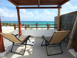 Beachfront Ocean View Penthouse Buena Vista - Playa del Carmen vacation rentals