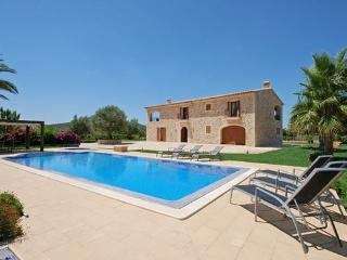 Beautiful finca with heated pool  in the middle of nature - ES-317649-Porreres - Porreres vacation rentals