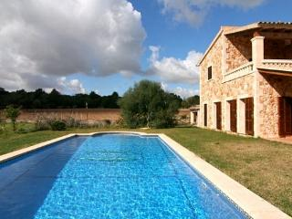 Beautiful finca in rural location  with swimming pool  for 8 persons - ES-324359-Porreres - Porreres vacation rentals