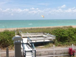 Tropical Island Apt in Oceanfront Beach House 1 - Hutchinson Island vacation rentals
