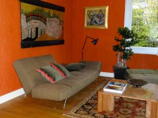 Holiday apartment with lovely garden -  residencial area Colmar - FR-449785-COLMAR - Colmar vacation rentals