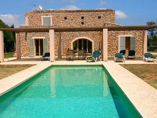 Finca Mallorca at the beach  with swimming pool - ES-50453-Cala Millor - Cala Millor vacation rentals