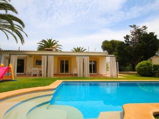 2 separate holiday homes Mallorca -  perfect for 2 families  - ES-50455-Cala Murada - Minorca vacation rentals