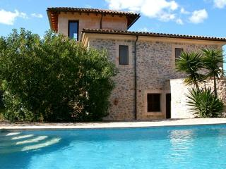 Beautiful holiday house with guest house  - nice pool with outdoor shower - ES-50462-Artà - Son Serra de Marina vacation rentals