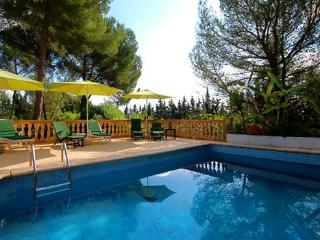 Beautiful, family-friendly finca near Palma  for up to 12 persons with pool - ES-50482-Son Gual - Sant Jordi vacation rentals
