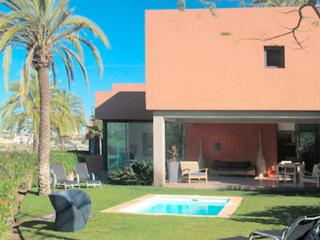 Villa with large garden and heated pool  Maspalomas - 6 persons - ES-50518-Maspalomas - Maspalomas vacation rentals