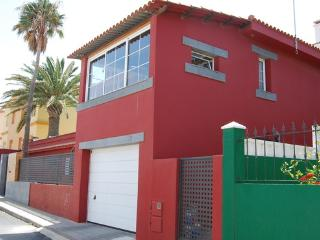 Splendid villa with sea view  - ES-211-Telde - Grand Canary vacation rentals