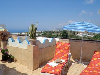 Apartment with beautiful terrace  in an original village at the Sea.  - ES-248-Nerja-Maro - Nerja vacation rentals