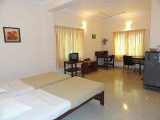 Tulips Homestay : Non-a/c Deluxe Studio Room, B 2 - Mysore vacation rentals