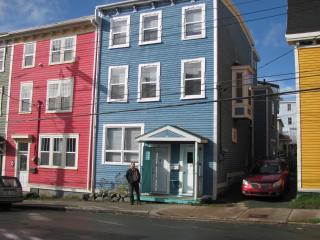 Large One Bedroom Apts. Downtown St. John's - Newfoundland and Labrador vacation rentals