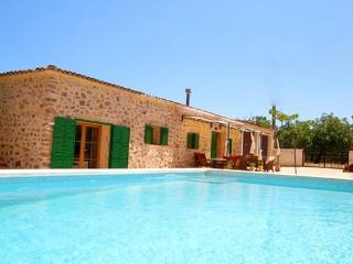Country house with pool in quiet location  - close to Arta - ES-1050033-Arta - Capdepera vacation rentals