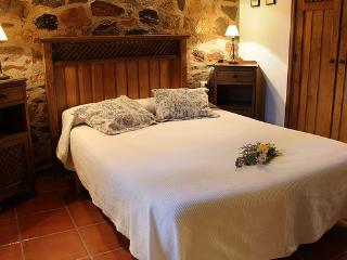 Small studio for 2 persons -  Double bedroom, bathroom, terrace, barbecue - ES-1058067-Valencia de Alcantara - Extremadura vacation rentals