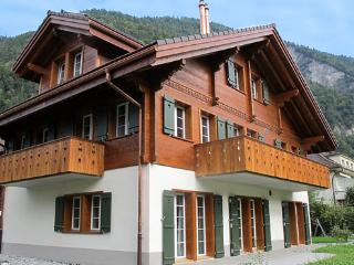 Large and bright apartment - very quiet  location - in the middle of Interlaken - CH-1058286-Interlaken - Bernese Oberland vacation rentals