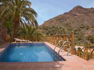 Holiday Home appropriate for 3 people with  outdoor pool and sundeck - ES-1071245-San Bartolomé de Tirajana, La Montaña - San Bartolome de Tirajana vacation rentals