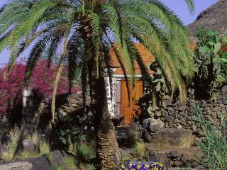 Relaxing Holiday Home with view on the  mountains - max 3 people - ES-1071251-Agaete, El Risco - Agaete vacation rentals