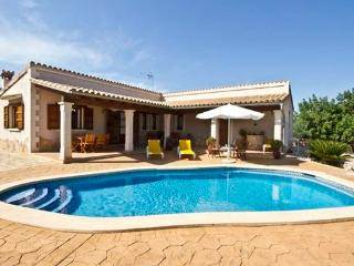 Quiet summerhouse in Buger -  in an idyllic location in Mallorca - ES-1072025-Buger - Buger vacation rentals