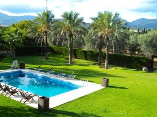 Large villa for 14 persons near  Palma with large pool and tennis courts - ES-1074382-Son Sardina - El Toro vacation rentals