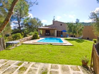 Cozy holiday home for a little family  with private pool - Mallorca - ES-1074396-Petra - Balearic Islands vacation rentals