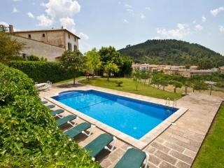 Nice and large holiday Home in Bunyola   near the port of Soller  - ES-1074494-Bunyola - Bunyola vacation rentals