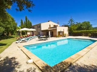 Holiday home Mallorca in a good location  for 8 people with pool  - ES-1074654-Cas concos - Image 1 - Felanitx - rentals