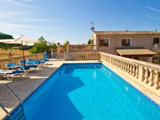 Manacor - holiday home Mallorca for rent  for 7 people with wifi and pool  - ES-1074662-Manacor - Image 1 - Manacor - rentals