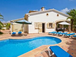 Holiday home Mallorca, ideal for a beach  holiday in the east of the island - ES-1074669-Sa Coma - Sa Coma vacation rentals