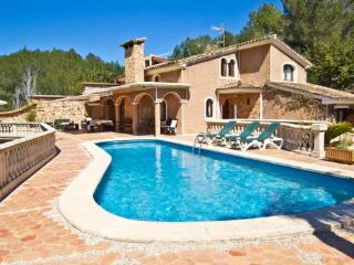 Holiday house Mallorca with pool  and mountain views for 6 people - ES-1074684-Artà - Son Serra de Marina vacation rentals