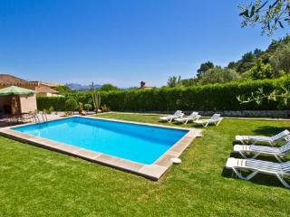 House in Mallorca with big pool  for 6 people - ES-1074693-Pollença - Majorca vacation rentals