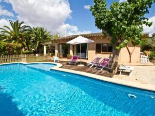 Holiday house with pool and covered terrace  near Manacor   - ES-1074730-Manacor - Balearic Islands vacation rentals