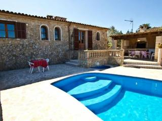 Country House Mallorca to rent for 4 people  with private pool - ES-1074738-Artà - Son Serra de Marina vacation rentals