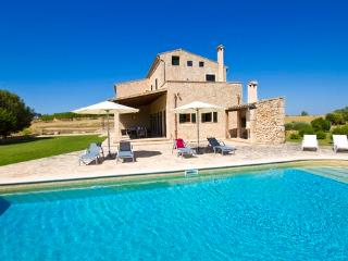 New, large holiday home Mallorca for 12  people with private pool - ES-1074743-Algaida - Algaida vacation rentals