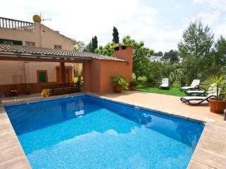 Country house in Buger, Majorca - with pool  and sun terrace for 8 people - ES-1074746-Búger - Buger vacation rentals