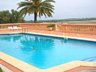 Finca Mallorca for 8 people  with sauna and large pool - ES-1074832-Muro - Muro vacation rentals