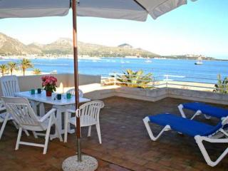 Apartment in Puerto Pollença, Mallorca  directly on the beach for 6 people - ES-1074857-Port De Pollença - Puerto Pollensa vacation rentals