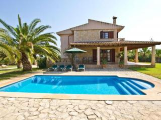 Cosy cottage in Muro in the northern  Mallorca for 4 people with pool - ES-1074865-Muro - Muro vacation rentals