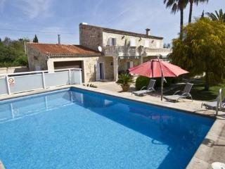 Finca in the heart of Mallorca with Inca for  4 people with tennis court and pool - ES-1074868-Inca - Inca vacation rentals