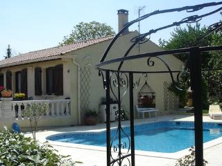 Beautiful, small house Coulobres  for 4 people with swimming pool - FR-1074895-Coulobres - Servian vacation rentals