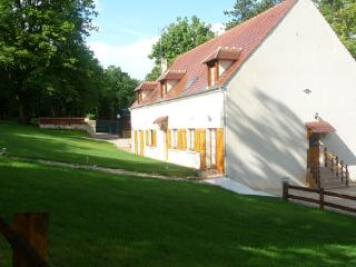 Cottage in the middle of a wildlife park  discovery of animals  - FR-310-Ancy-le-Franc - Burgundy vacation rentals