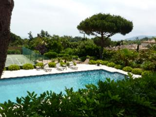 Vip Villa Pampelonne with sea view for 10 P  and a private tennis court - FR-189089-PAMPELONNE - Cote d'Azur- French Riviera vacation rentals