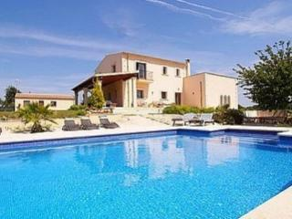 Modern and confortable house  with outdoor swimming pool - ES-839-Cas Concos - Felanitx vacation rentals